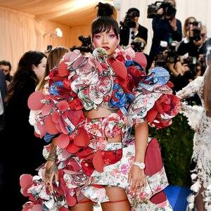 ESC: Rihanna, Met Gala 2017