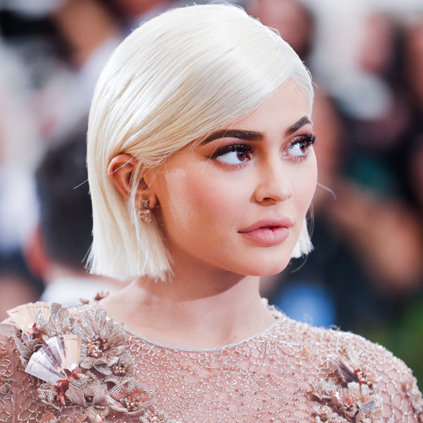 ESC: Met Gala 2017, Best Beauty, Kylie Jenner