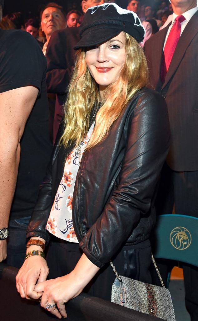 Drew Barrymore, Fight Night