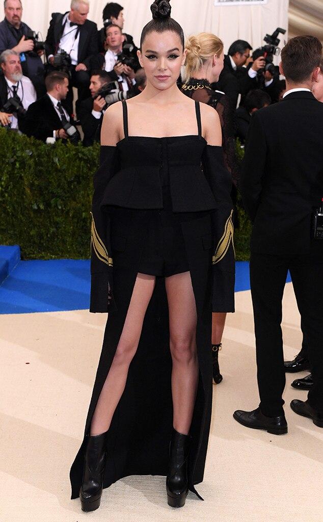 Hailee Steinfeld, 2017 Met Gala Arrivals