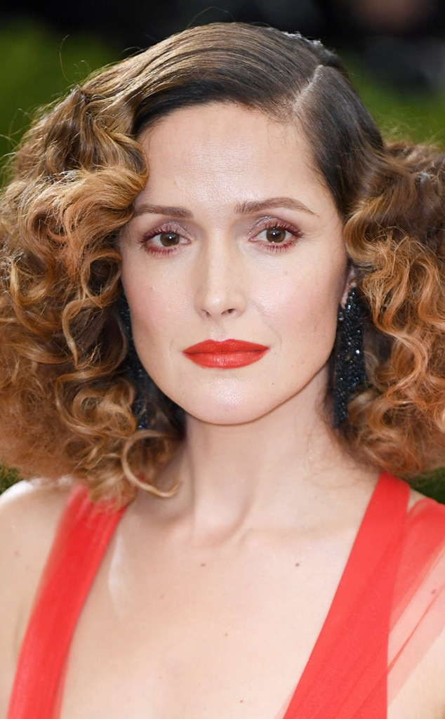 ESC: Met Gala 2017, Best Beauty, Rose Byrne