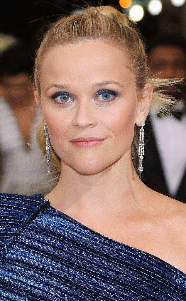 ESC: Met Gala 2017, Best Beauty, Reese Witherspoon