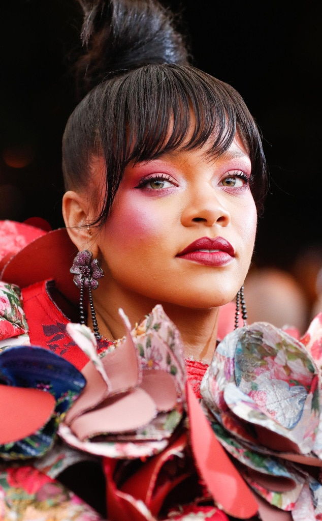 2017 Met Gala: Best Beauty · Rihanna ...