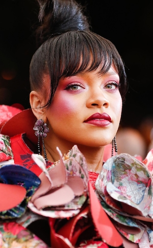 ESC: Met Gala 2017, Best Beauty, Rihanna
