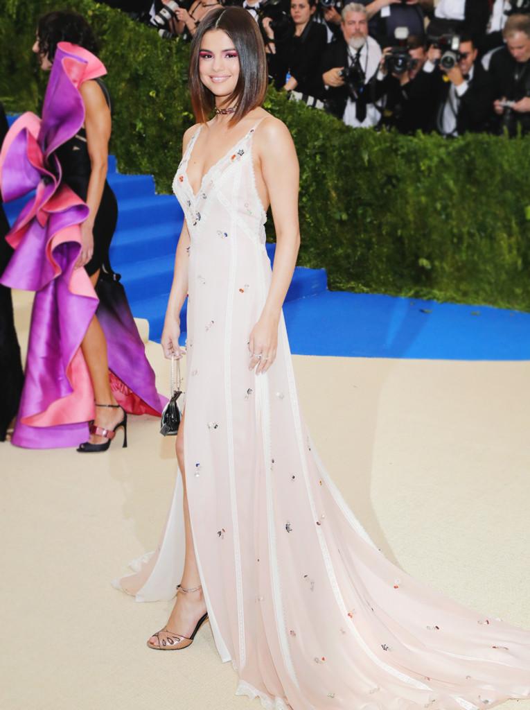 ESC: Selena Gomez, 2017 Met Gala, Best Dressed