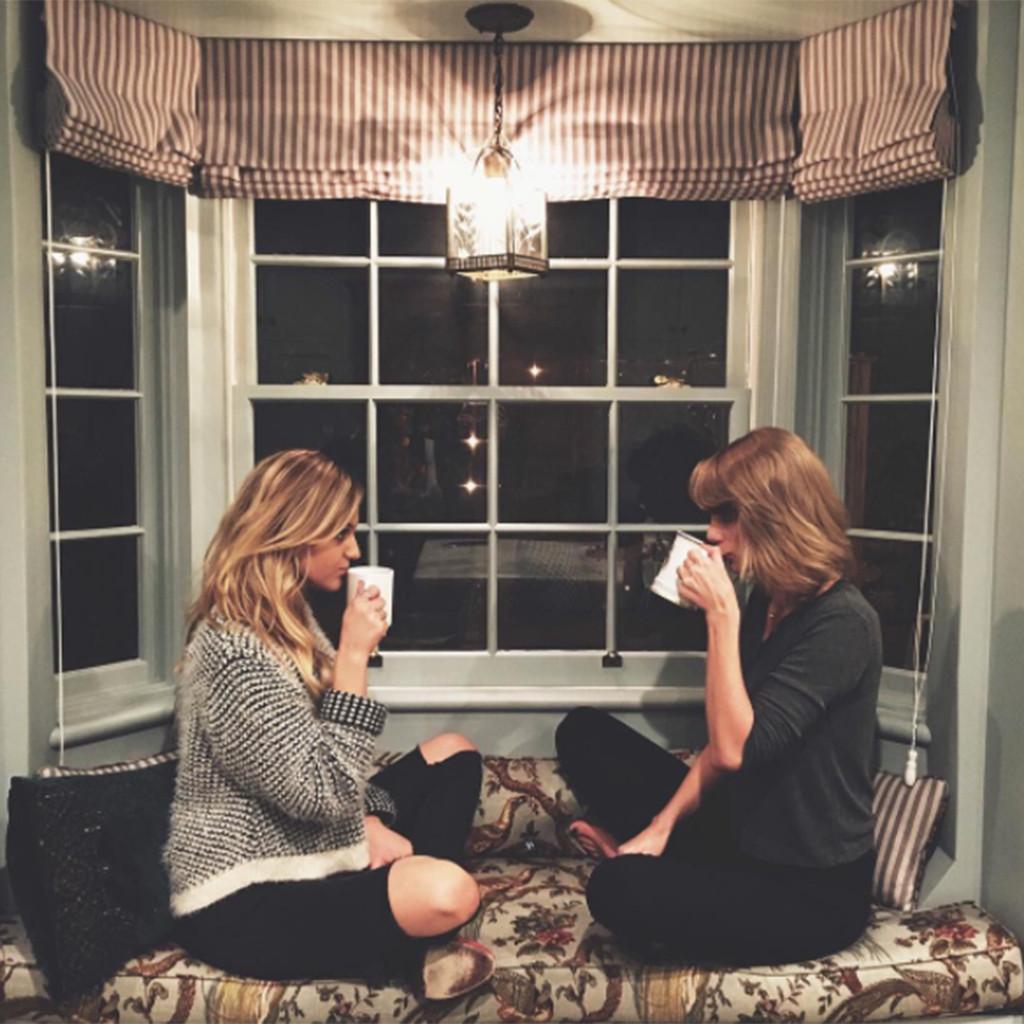 Taylor Swift, Kelsea Ballerini, Instagram