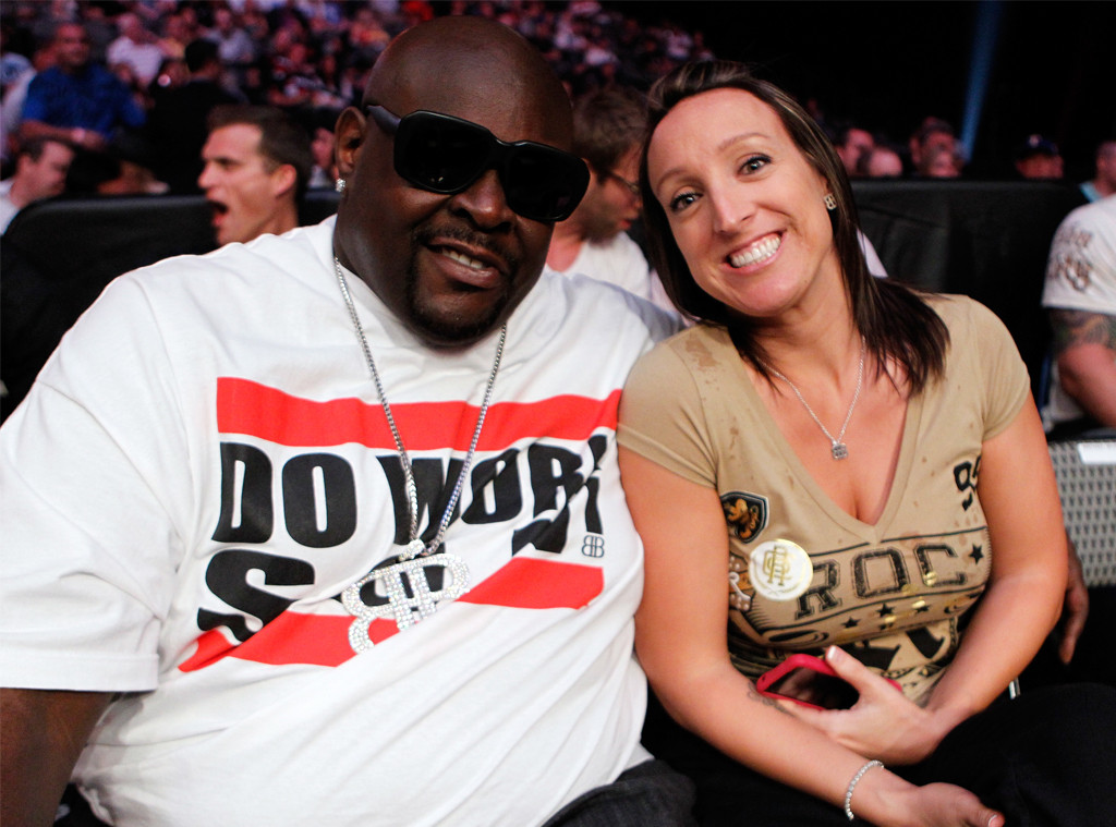 Christopher Boykin, 'Big Black', wife Shannon Boykin