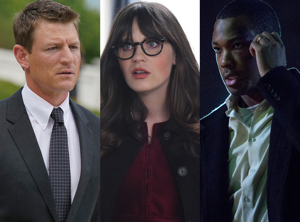 Chicago Justice, New Girl, 24