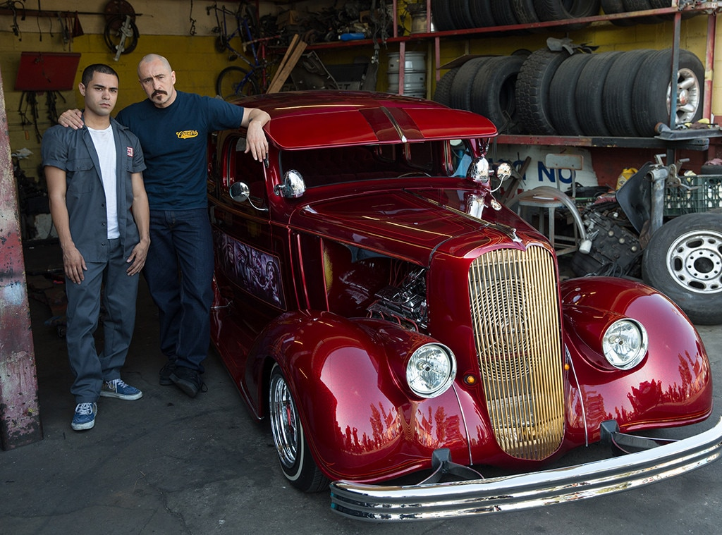 Cars Used In Lowriders Movie