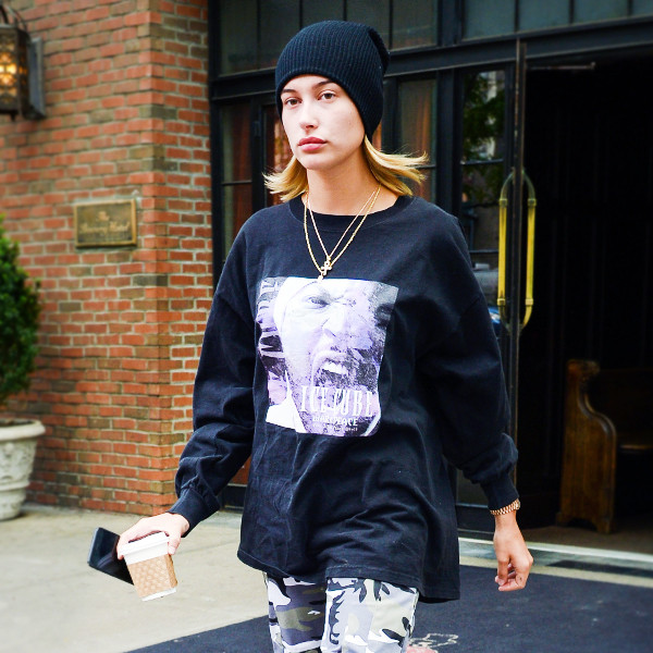 Hailey Baldwin, Dare to Wear
