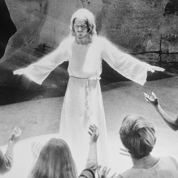 an analysis of the movie jesus christ superstar Film books music art & design tv & radio  jesus christ superstar teaches us the perils of celebrity  jesus christ superstar's melding of a counterculture flavour, however superficial, with.
