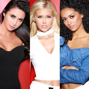 Miss USA,  Miss Ohio, Miss Alabama, Miss District Of Columbia USA 2017