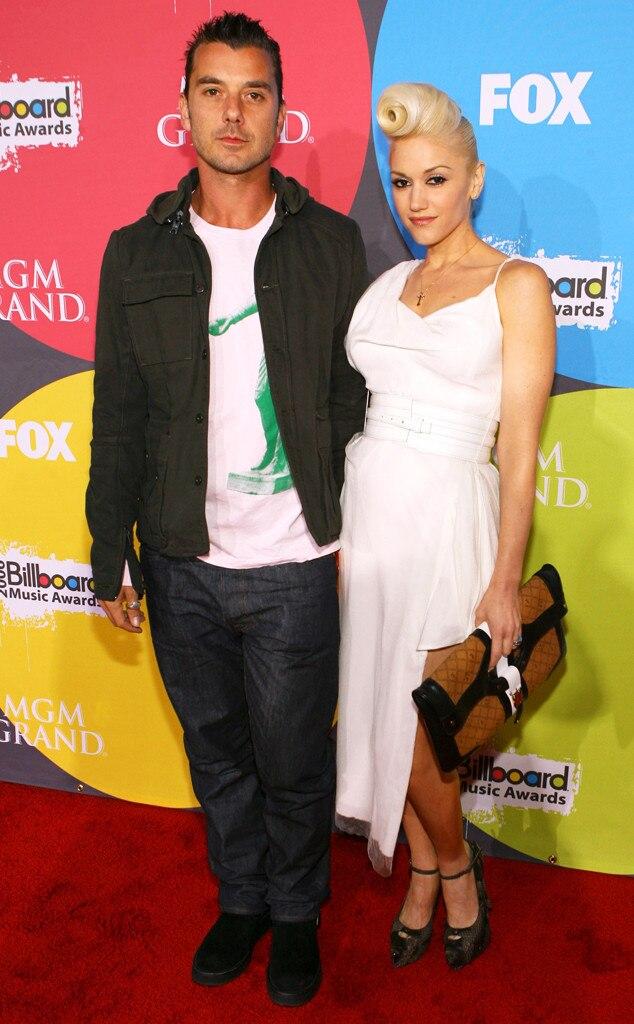 Gavin Rossdale, Gwen Stefani, Billboard Awards