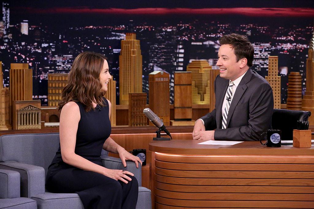 Tina Fey, The Tonight Show Starring Jimmy Fallon