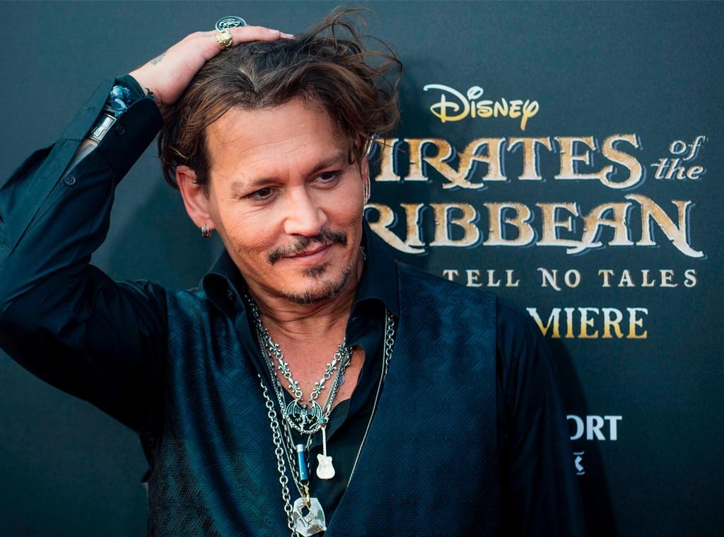 Johnny Depp's Emails D...