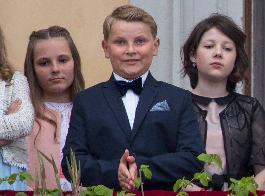 Prince Sverre Magnus