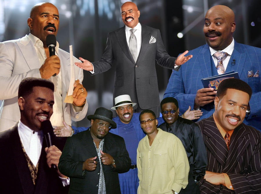 Steve Harvey Collage