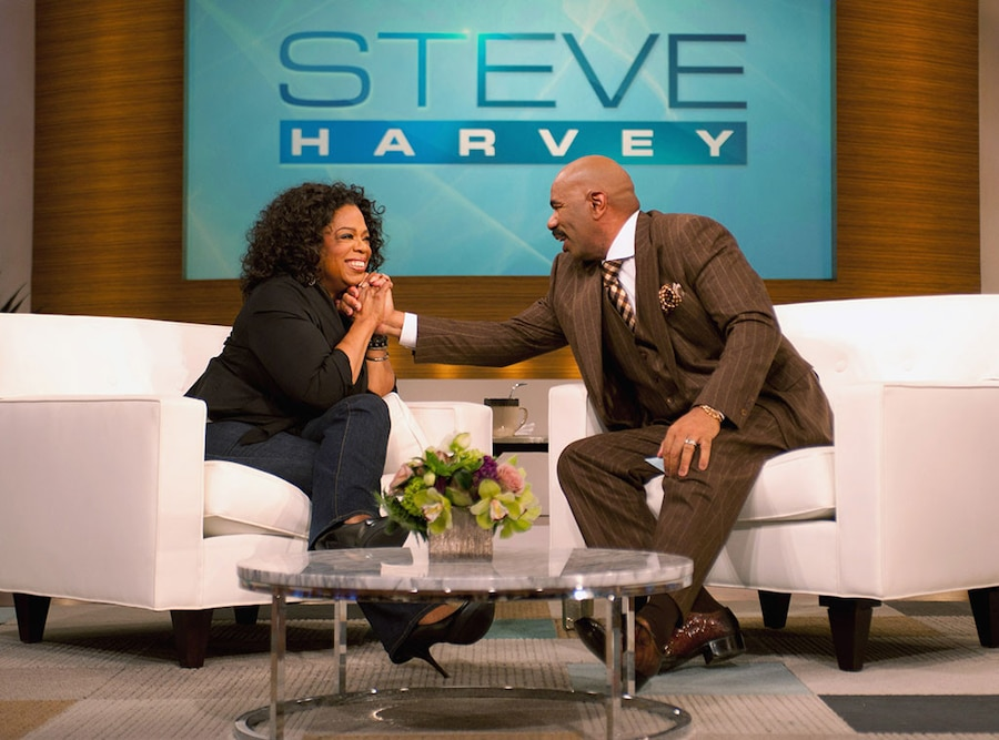 Steve Harvey, Oprah