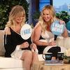 Goldie Hawn, Amy Schumer, The Ellen DeGeneres Show