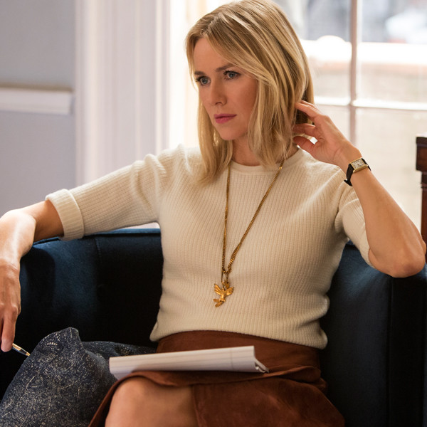 <i>Gypsy</I> Sneak Peek: Is Naomi Watts the Worst Therapist Ever in Netflix's New Show?</i>