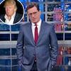 Stephen Colbert, Donald Trump