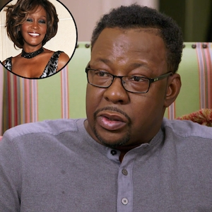 Bobby Brown, Tyler Henry, Whitney Houston