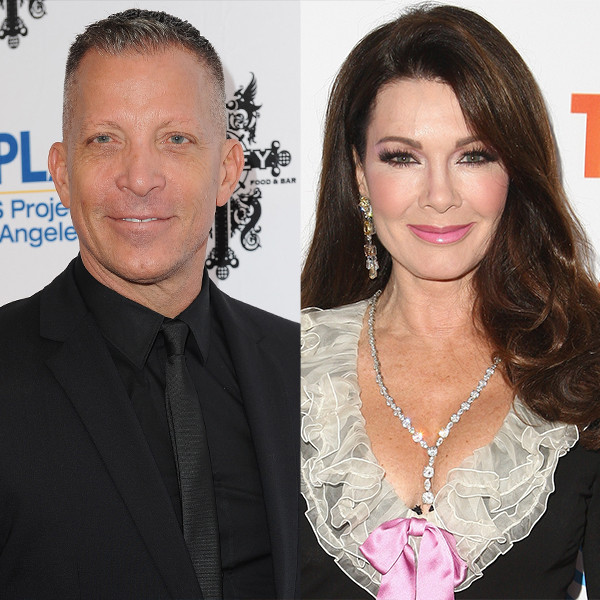 Lisa Vanderpump, David Cooley