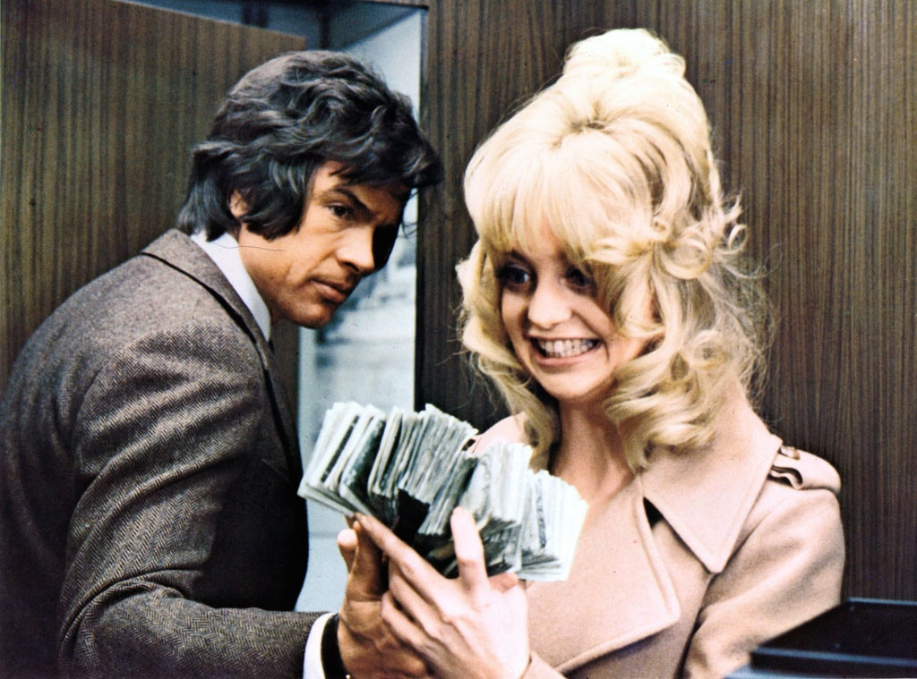 Warren Beatty, Goldie Hawn, Dollars, $