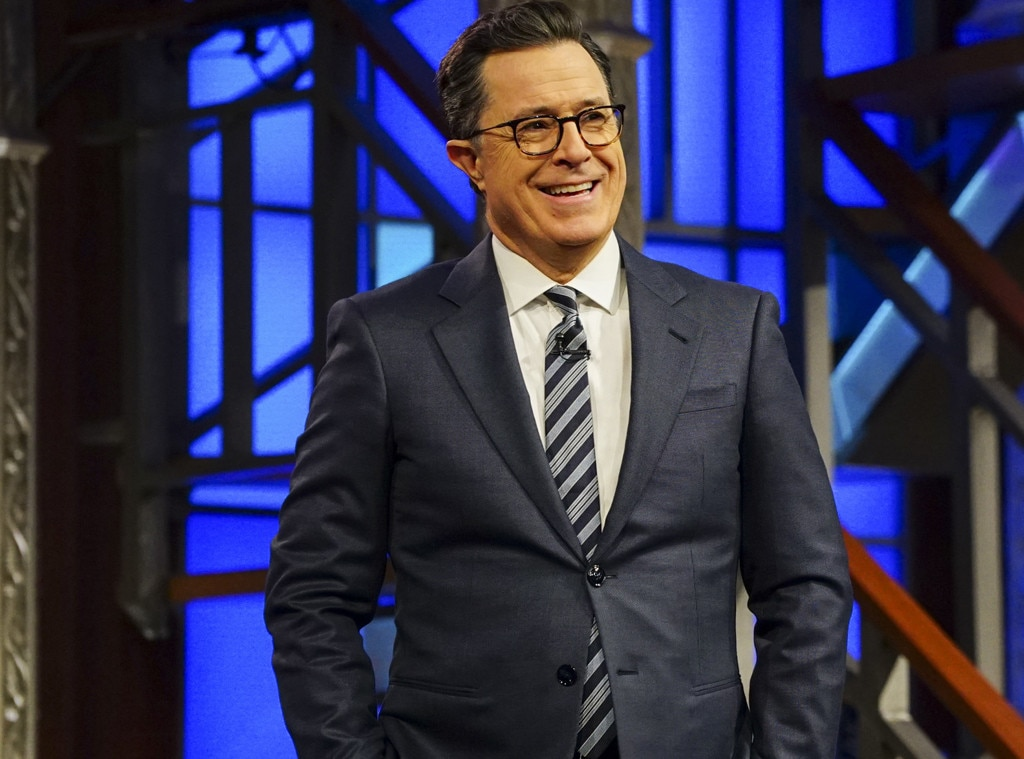 How Stephen Colbert Got Angry, Remade the Late Show and ... Stephen Colbert