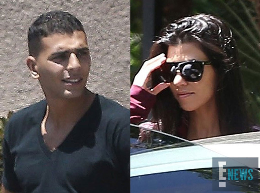 Kourtney Kardashian, Younes Bendjima, EXCLUSIVE