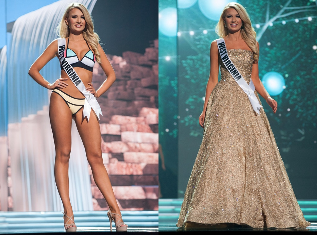Miss USA 2017: See All 51 Contestants in Their Swimsuits and Evening Gowns Before the Winner Is ...
