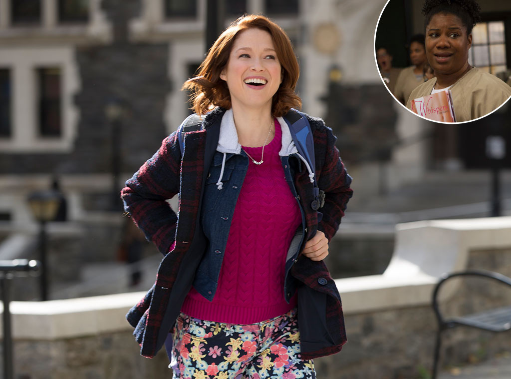 Unbreakable Kimmy Schmidt Season 3, Orange Is The New Black