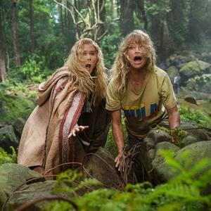 Goldie Hawn, Amy Schumer, Snatched