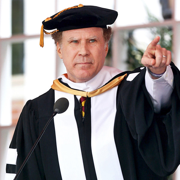 Will Ferrell, Honorary Degree