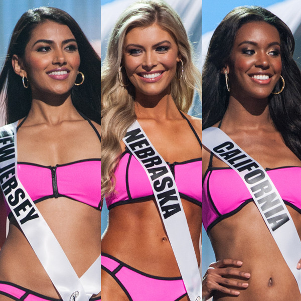 Miss USA 2017: See All 51 Contestants in Their Swimsuits and Evening Gowns Before the Winner Is Crowned
