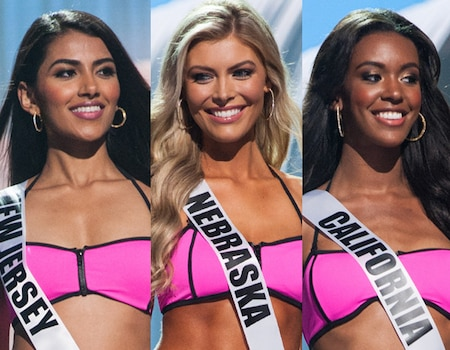 Miss USA 2017: See All 51 Contestants - 27.9KB