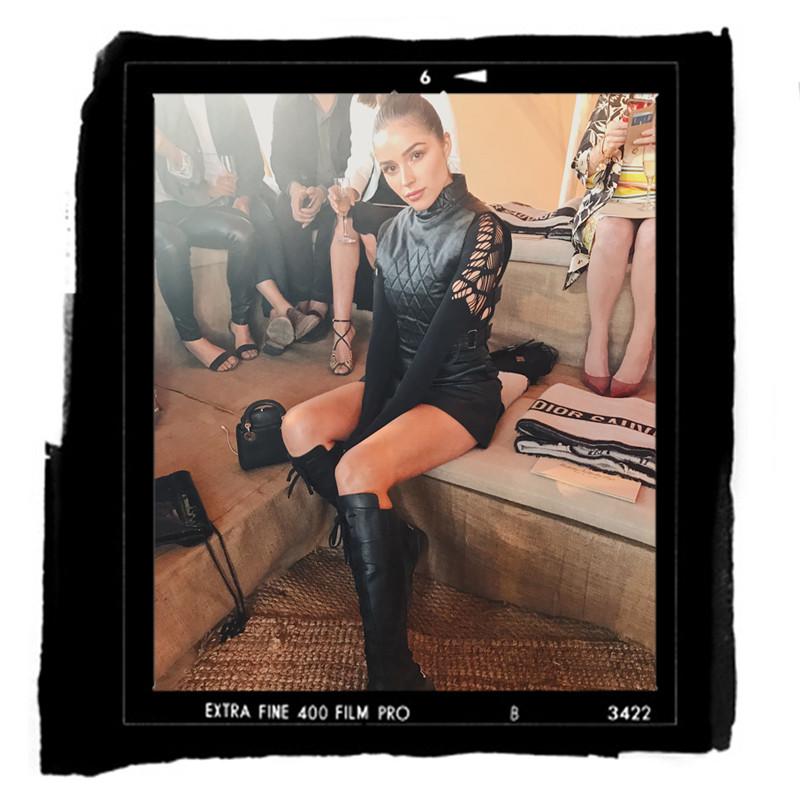 Olivia Culpo, Dior Diary