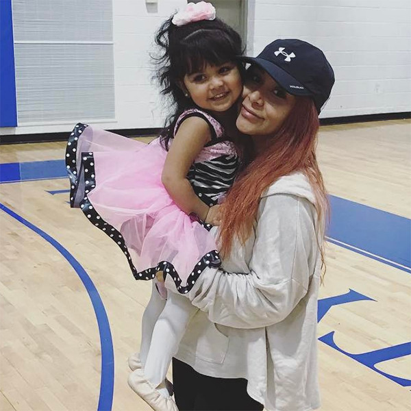 Snooki, Daughter, Giovanna