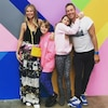Gwyneth Paltrow, Chris Martin, Kids, Moses, Apple