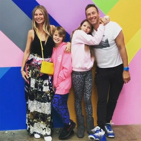 Gwyneth Paltrow Kids 2017
