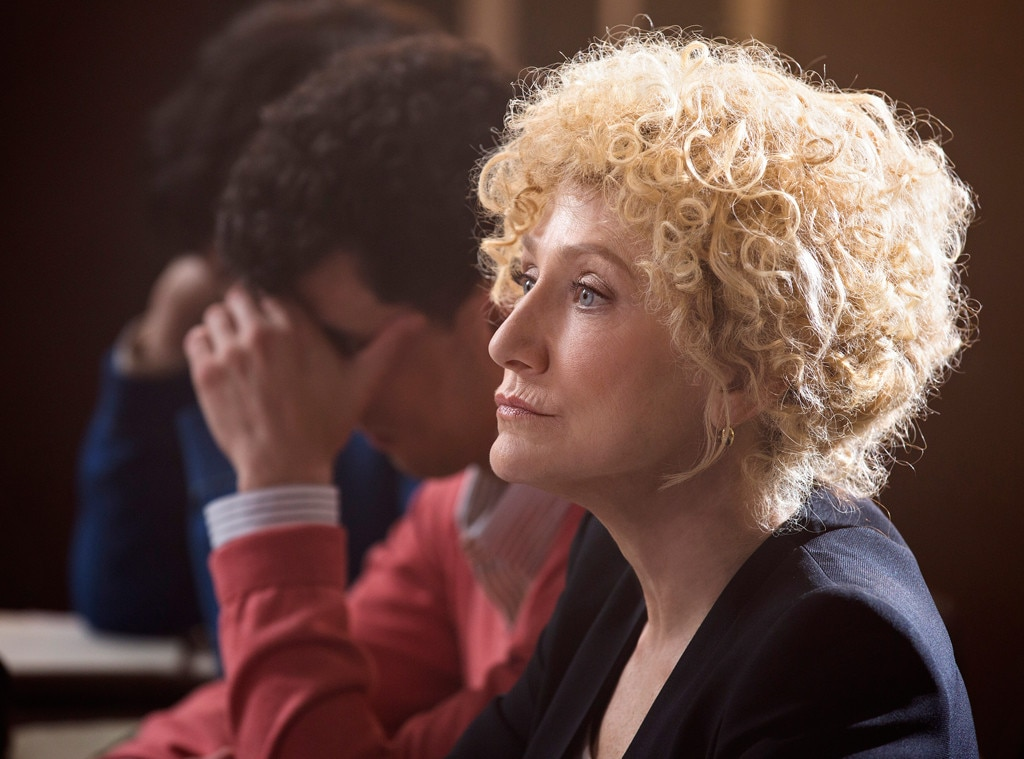 Edie Falco, Law and Order True Crime: The Menendez Murders, TV Transformations