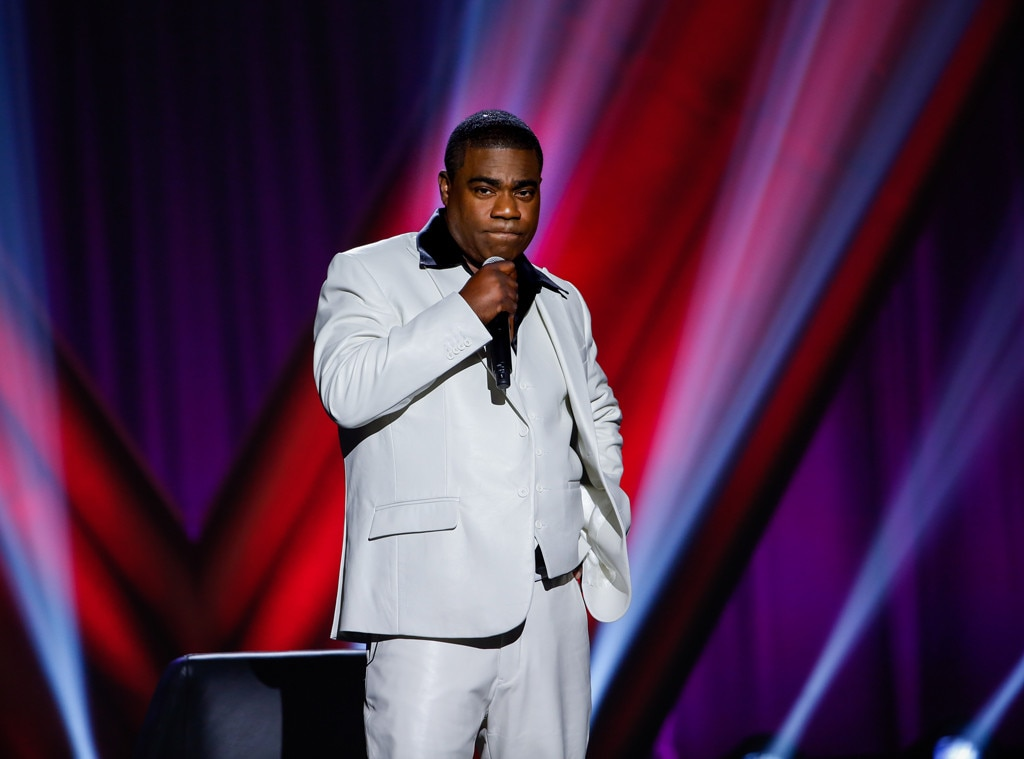 Tracy Morgan is 'Alive' and laughing in new Netflix special