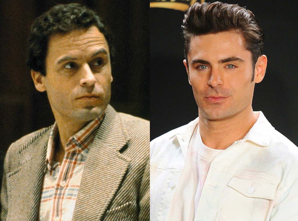 Ted Bundy, Zac Efron