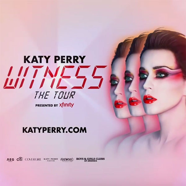 Katy Perry, Witness Tour