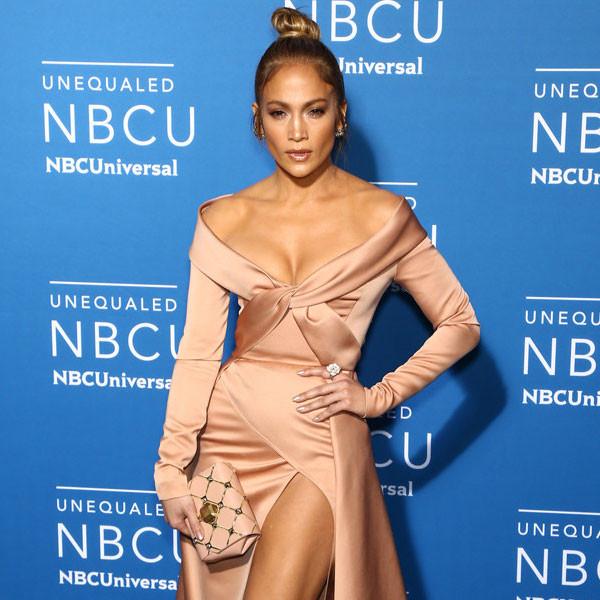 Jennifer Lopez, The 2017 NBCUniversal Upfront Presentation