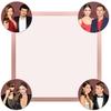 Love Squares, Miranda Kerr, Orlando Bloom, Selena Gomez, Justin Bieber