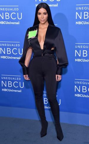 Kim Kardashian, The 2017 NBCUniversal Upfront Presentation