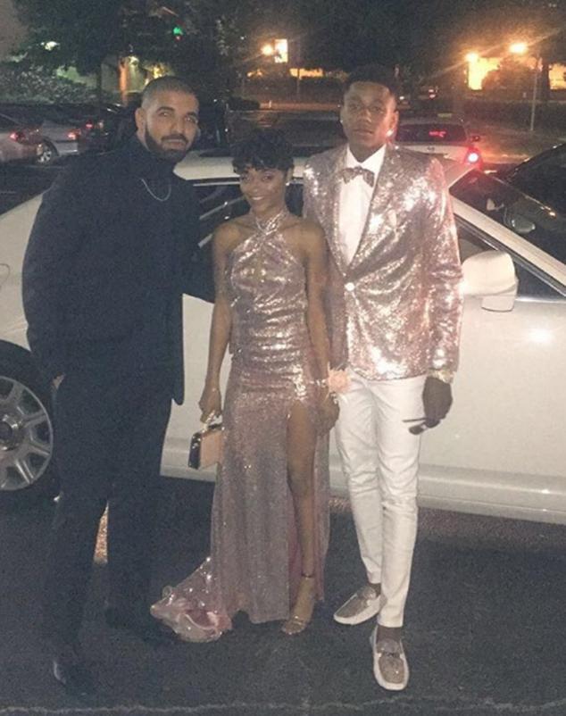 Drake, Jalaah, Prom