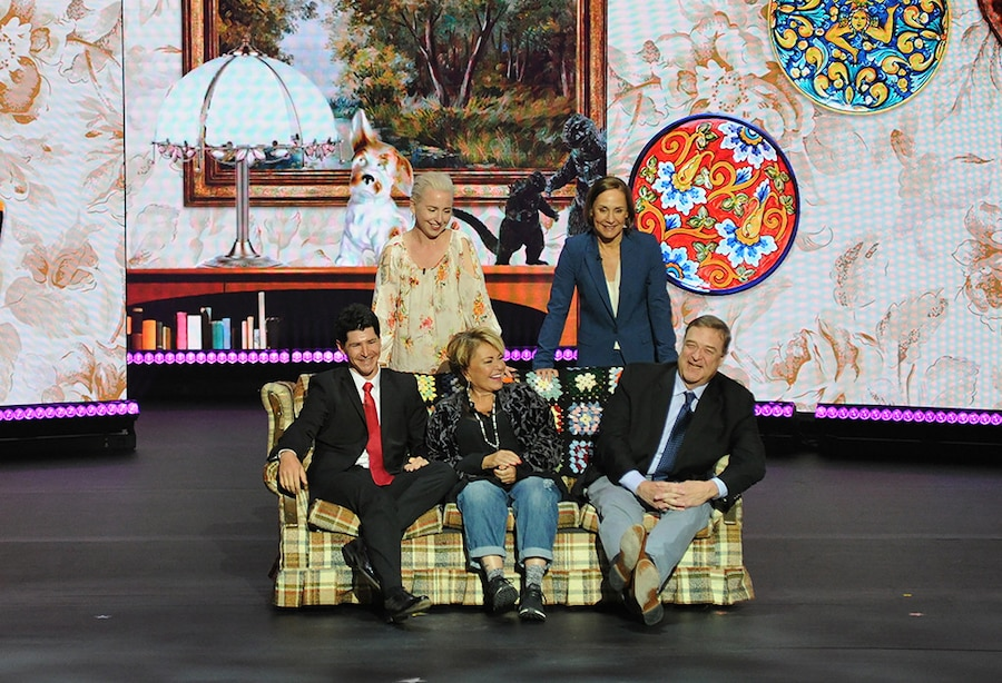 Roseanne, ABC Upfronts 2017