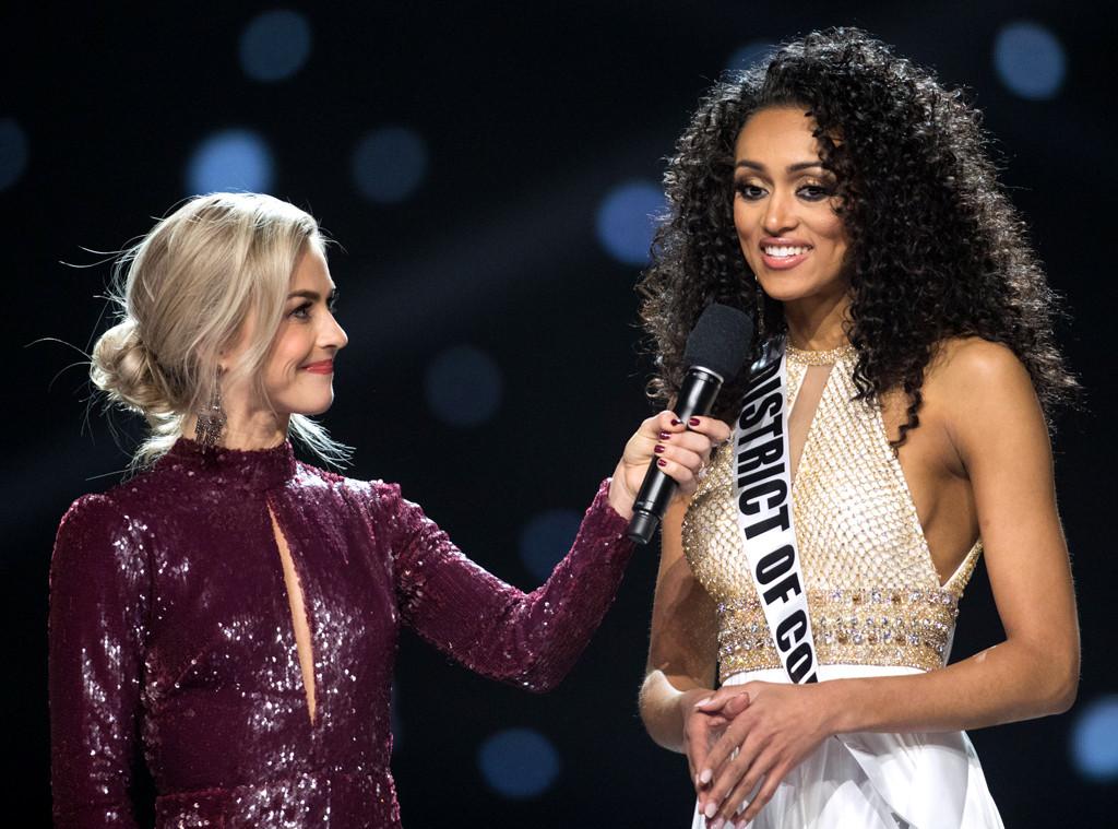 Kára McCullough, Washington DC, 2017 Miss USA